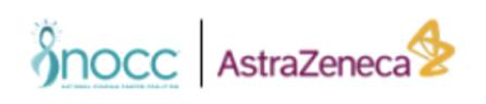 NOCC and AstraZeneca logos