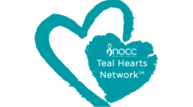 NOCC Teal Hearts Network for ovarian cancer support groups