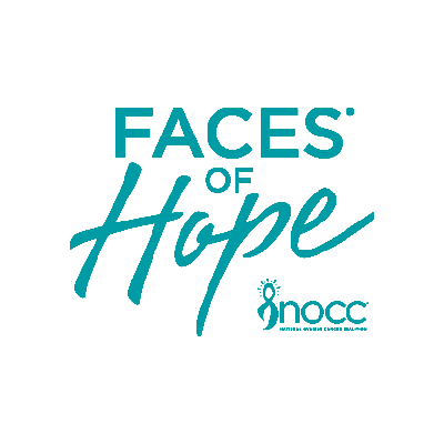 NOCC Faces of Hope logo