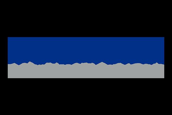 Genentech logo, a member of the Roche Group