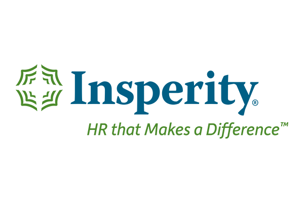 Insperity logo, HR that makes a difference